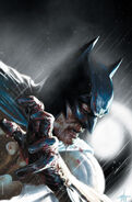 DCeased Vol 1 2 Bullet Proof Comics Gabriele Dell'Otto Variant Textless