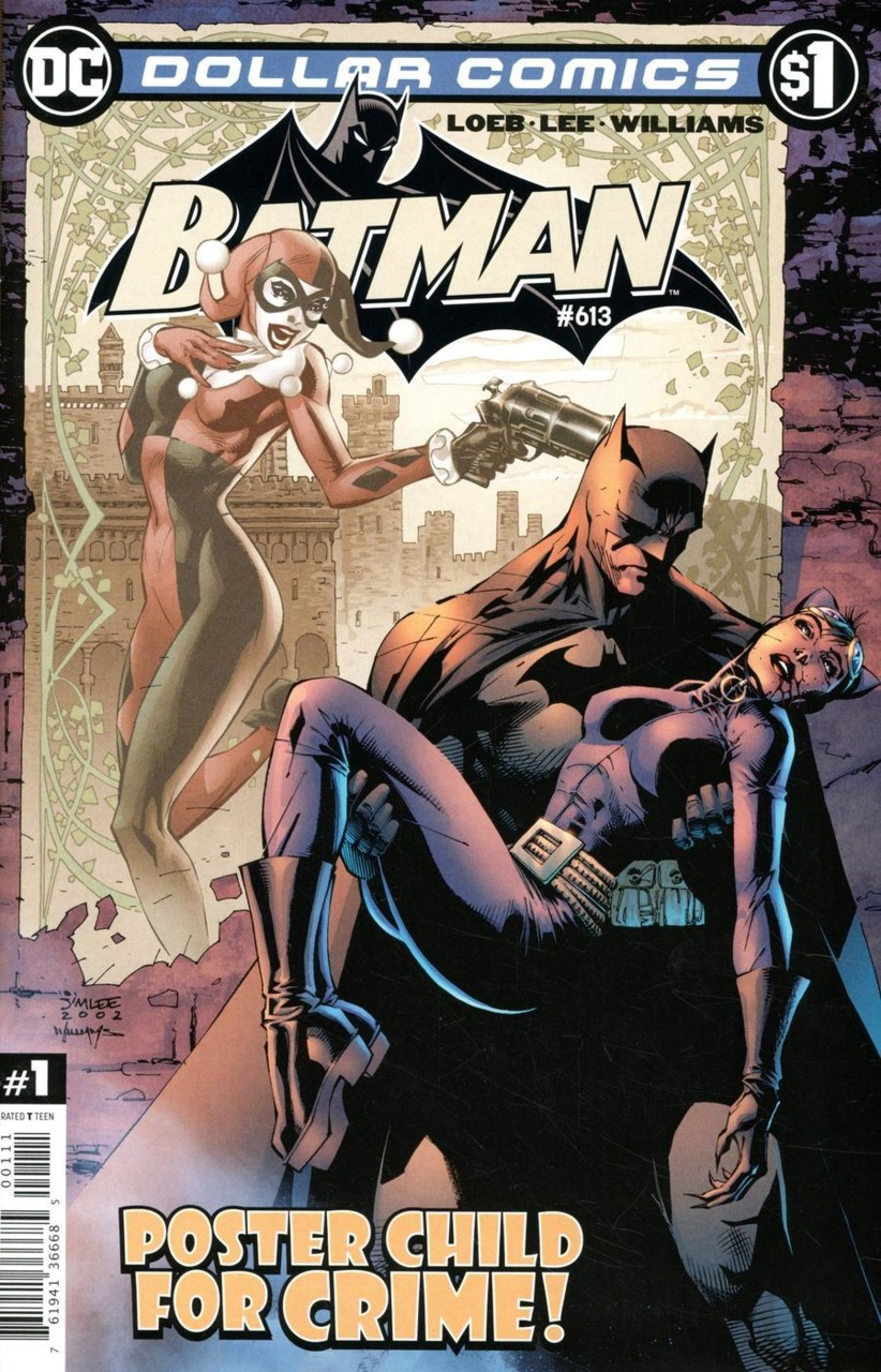Dollar Comics: Batman Vol 1 613