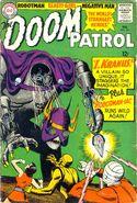 Doom Patrol v1 101