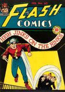 Flash Comics 62