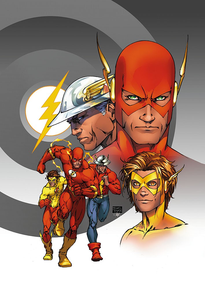 Flash Family/Gallery