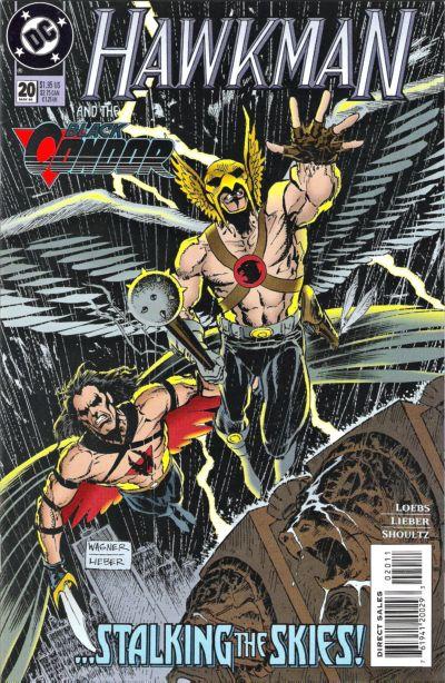 Hawkman Vol 3 20