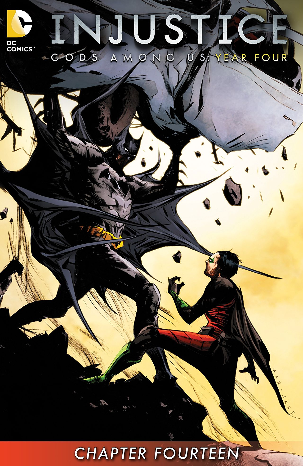 Injustice: Gods Among Us: Year Four Vol 1 14 (Digital)