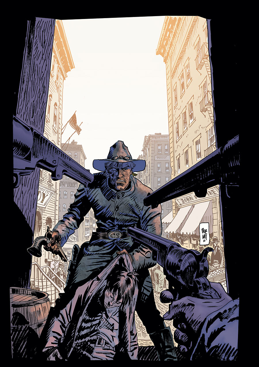 Jonah Hex Vol 2 27
