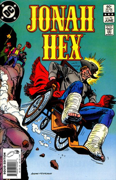 Jonah Hex Vol 1 73