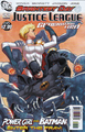 Justice League Generation Lost 22 Variant