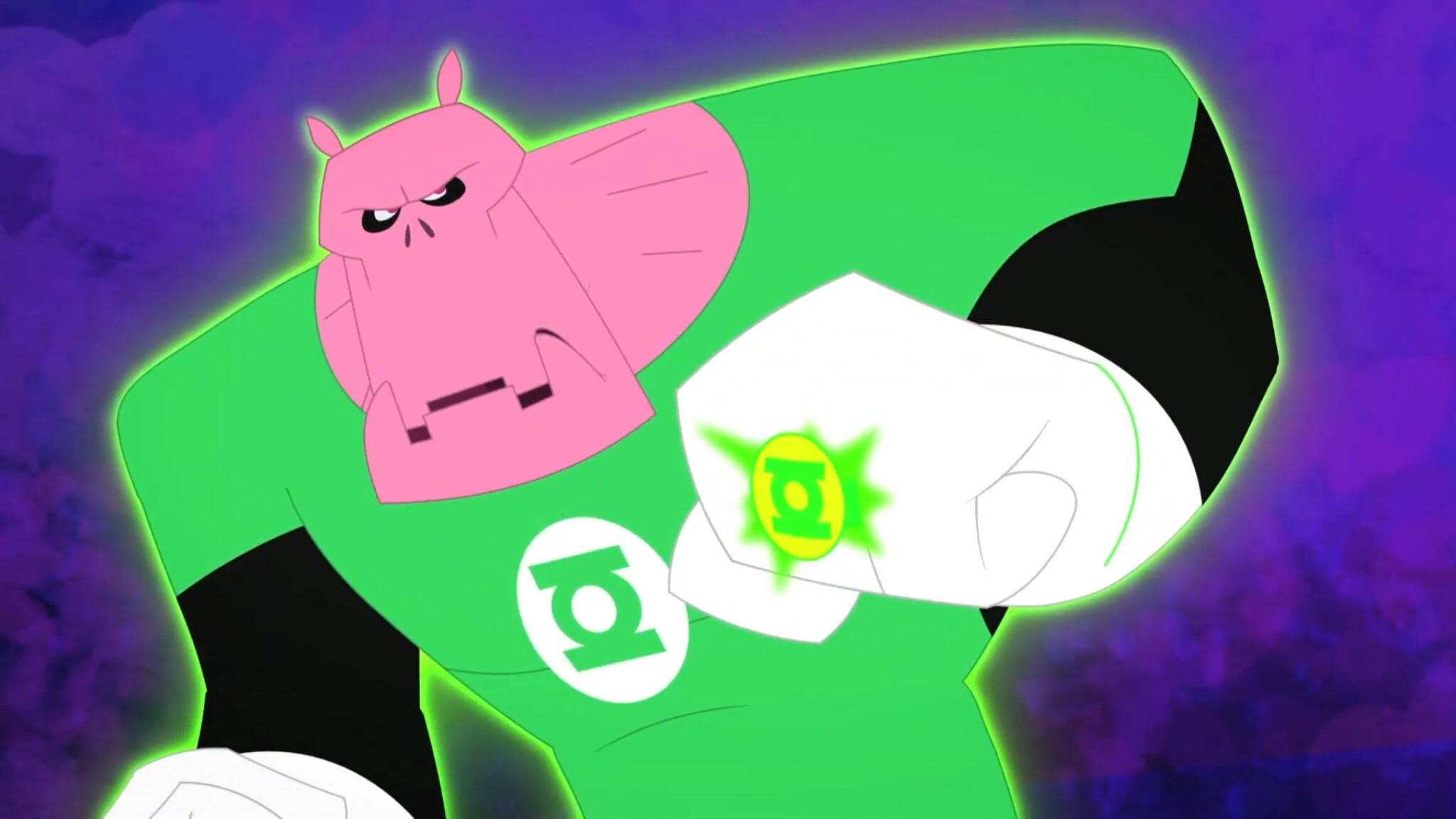 Kilowog (DC Super Hero Girls TV Series)