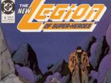 Legion of Super-Heroes Vol 4 1