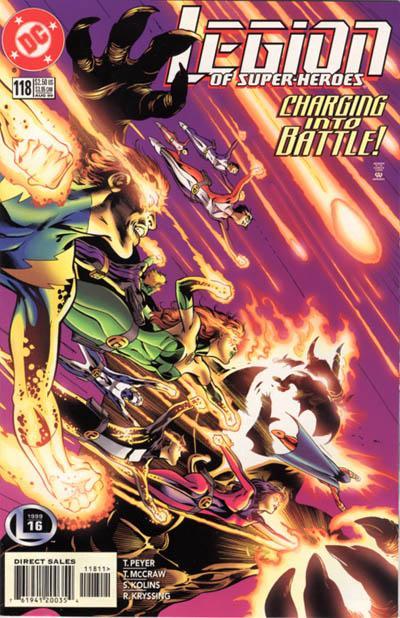 Legion of Super-Heroes Vol 4 118