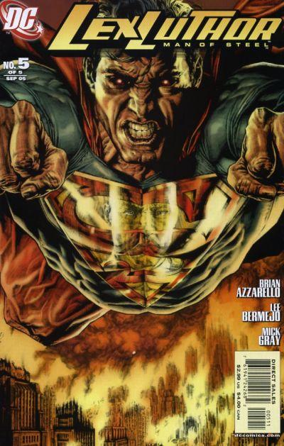 Lex Luthor: Man of Steel Vol 1 5