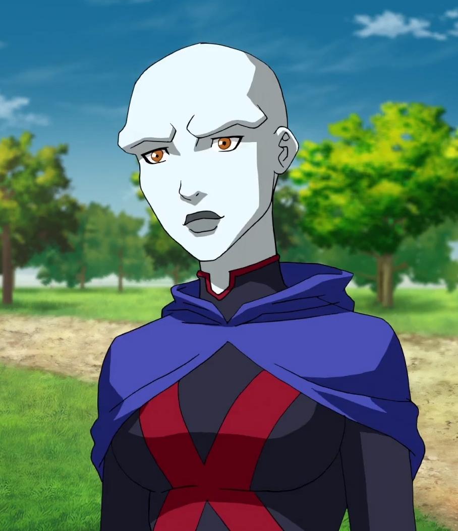 M'gann M'orzz (Earth-16)