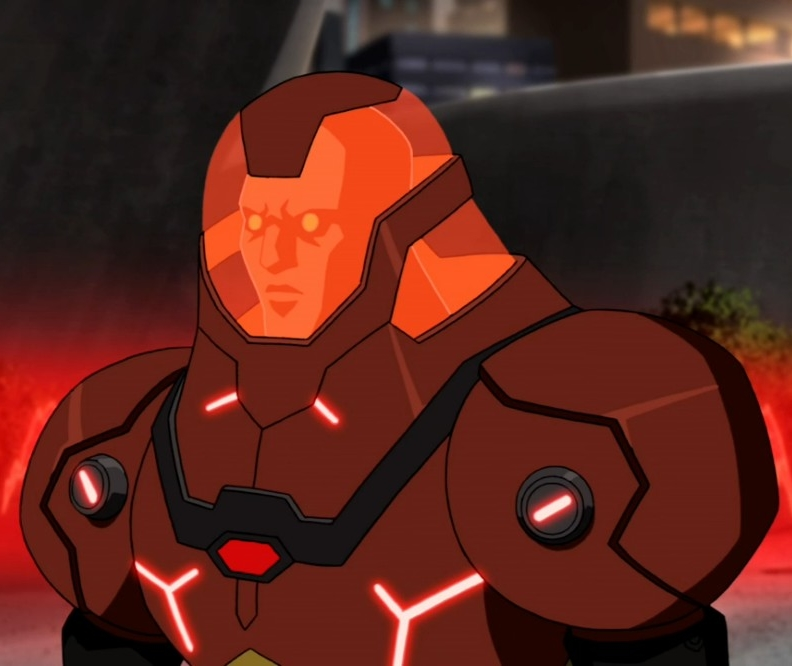 Nathaniel Tryon (Earth-16)