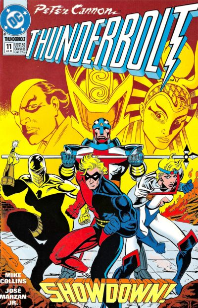 Peter Cannon: Thunderbolt Vol 1 11