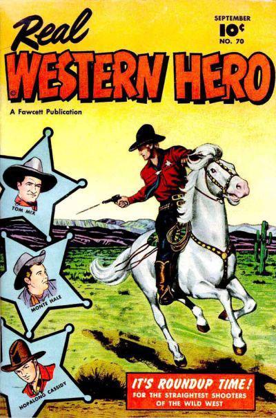 Real Western Hero Vol 1