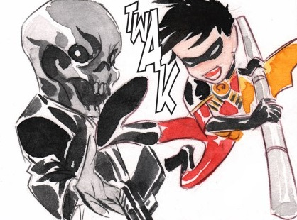Roman Sionis (Lil Gotham)