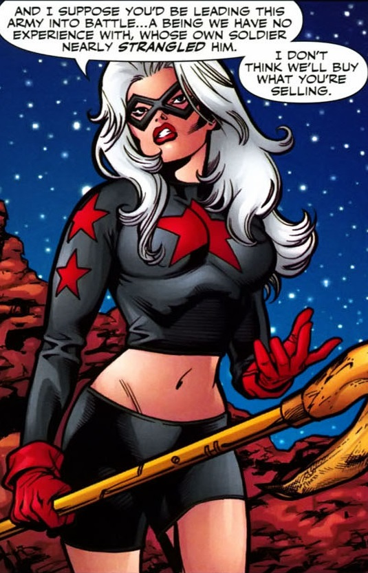 Courtney Whitmore (Earth-33)