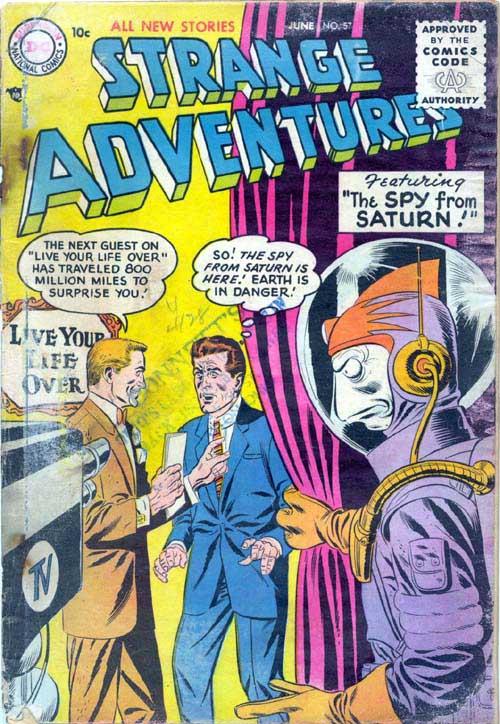Strange Adventures Vol 1 57