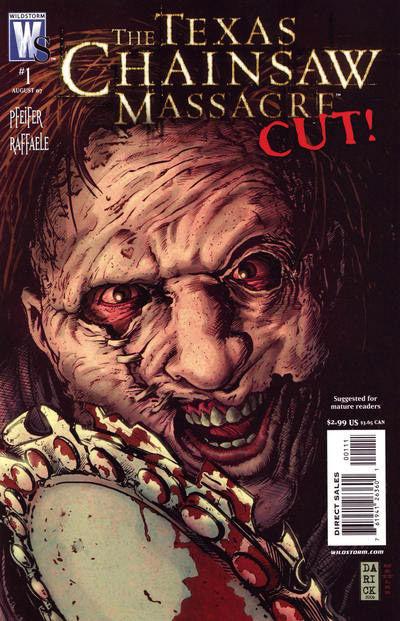 Texas Chainsaw Massacre: Cut! Vol 1 1