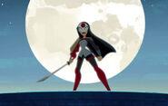 Tatsu Yamashiro DC Super Hero Girls TV Series 001