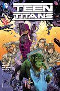 Teen Titans Vol 5 2
