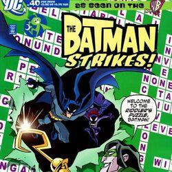 The Batman Strikes! Vol 1 40