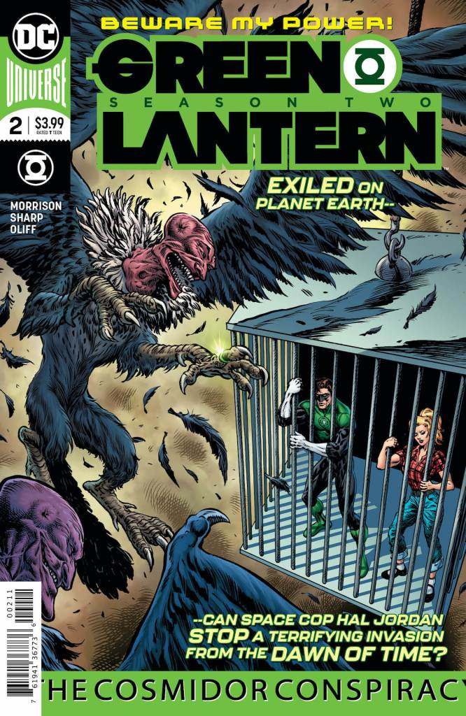The Green Lantern: Season Two Vol 1 2