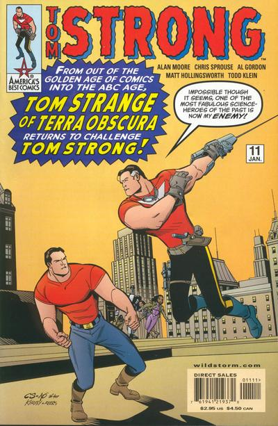 Tom Strong Vol 1 11