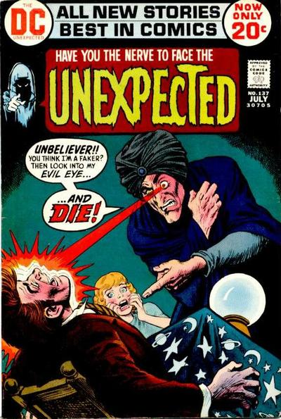 The Unexpected Vol 1 137