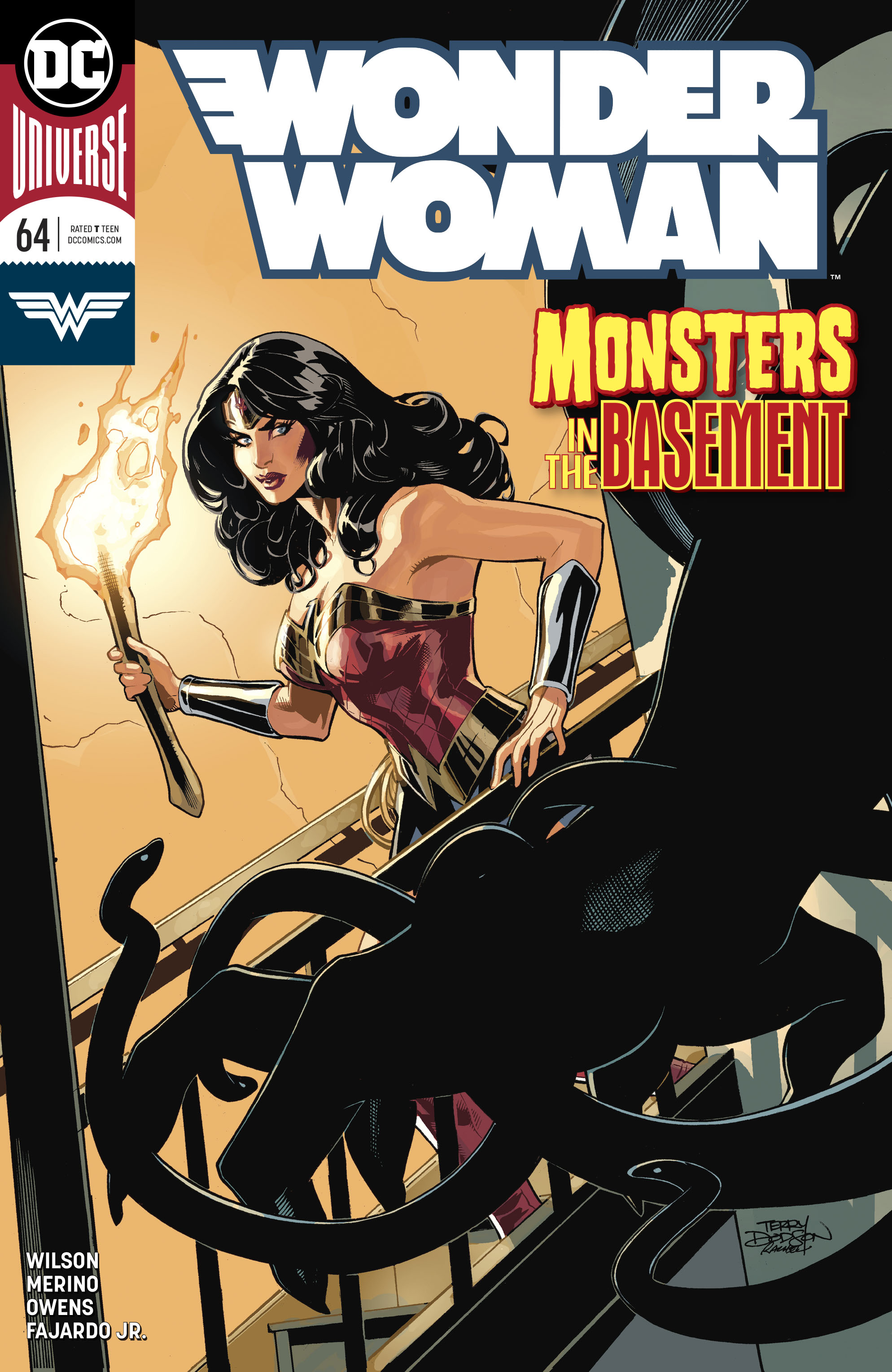 Wonder Woman Vol 5 64