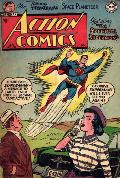 Action Comics Vol 1 188