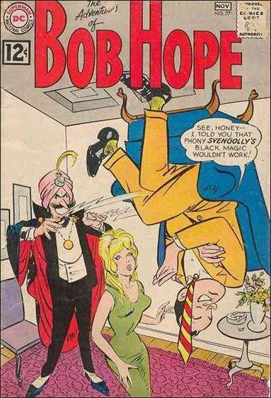 Adventures of Bob Hope Vol 1 77