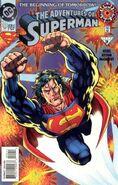 Adventures of Superman Vol 1 0