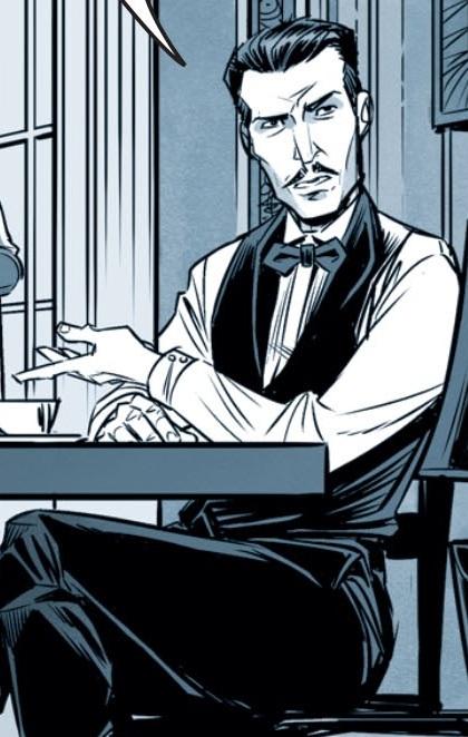 Alfred Pennyworth (Nightwalker)