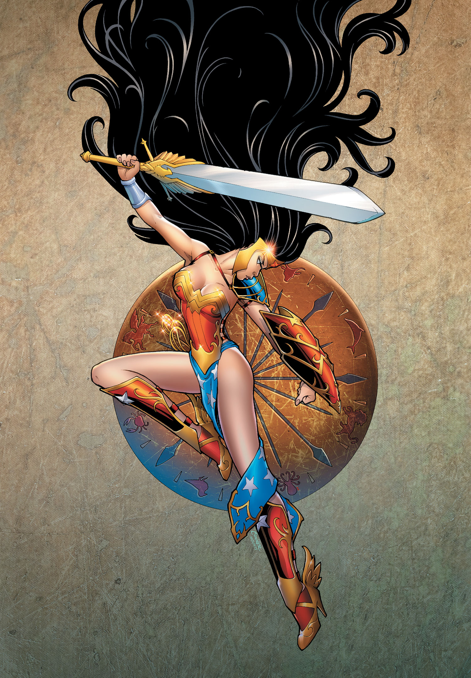Diana of Themyscira (Ame-Comi)