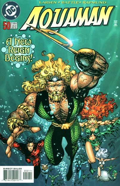 Aquaman Vol 5 50