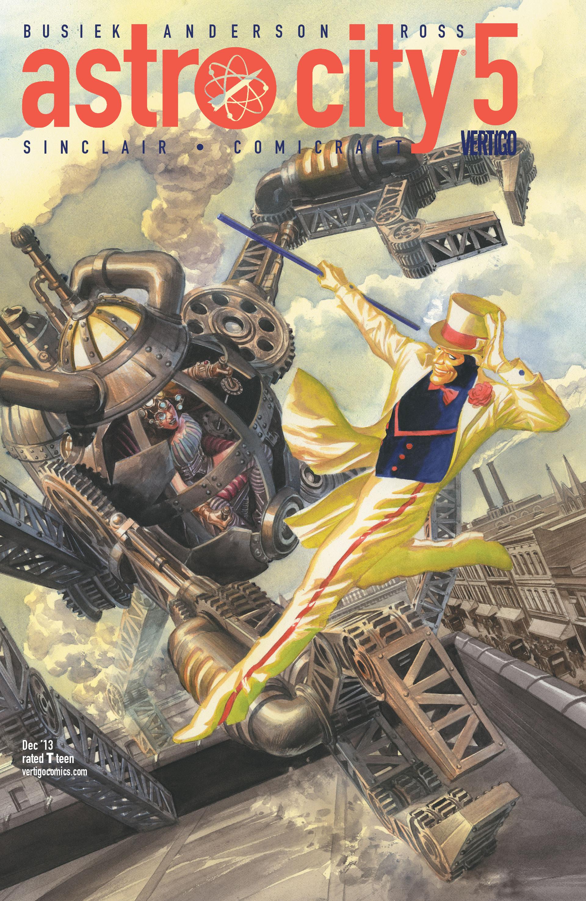 Astro City Vol 3 5