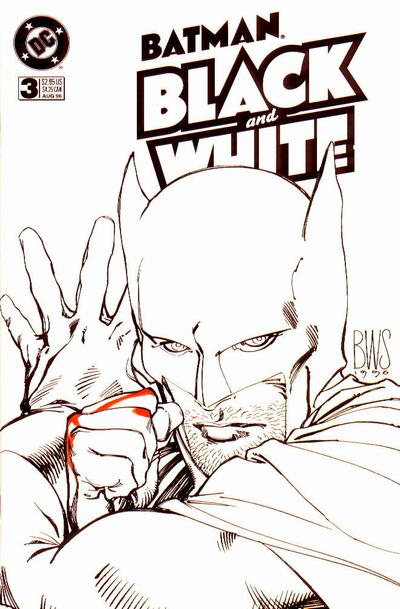 Batman: Black and White Vol 1 3