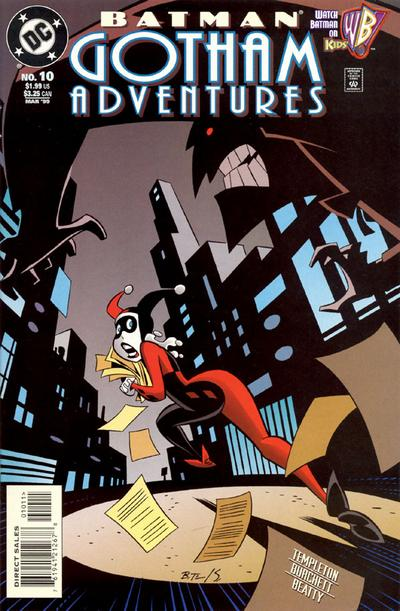Batman: Gotham Adventures Vol 1 10