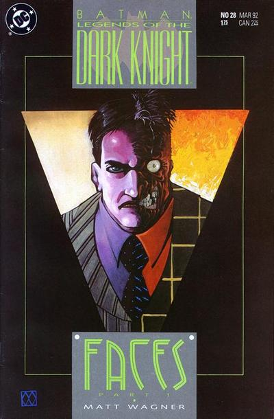 Batman: Legends of the Dark Knight Vol 1 28