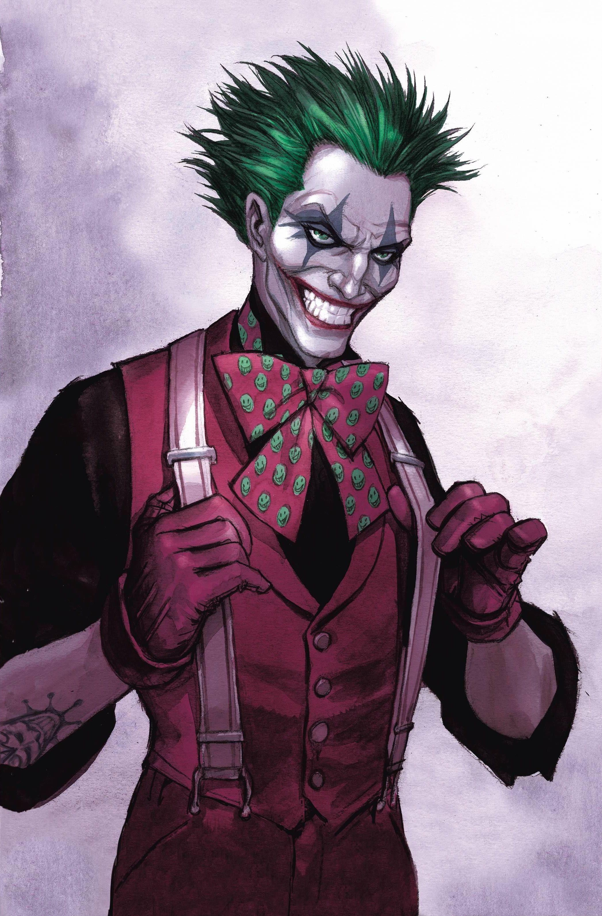 Joker (The Dark Prince Charming)