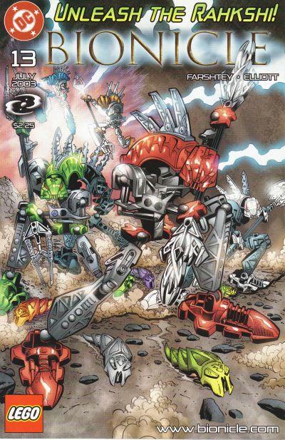 Bionicle Vol 1 13