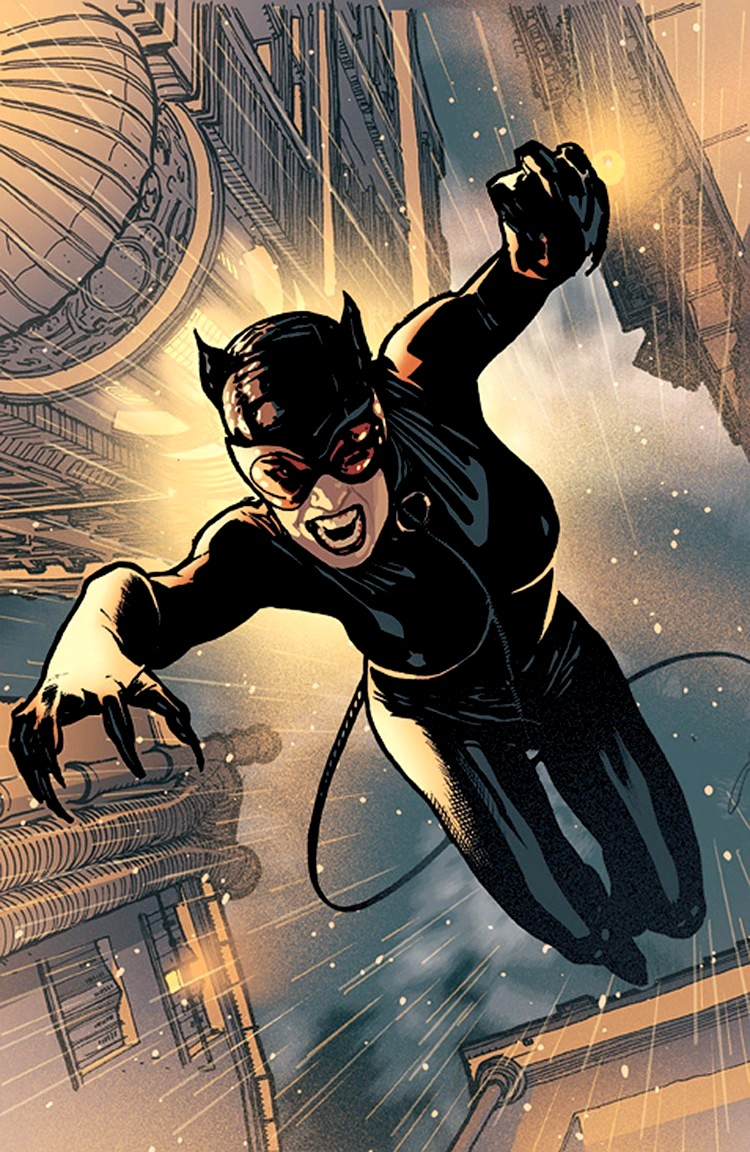 Selina Kyle (New Earth)