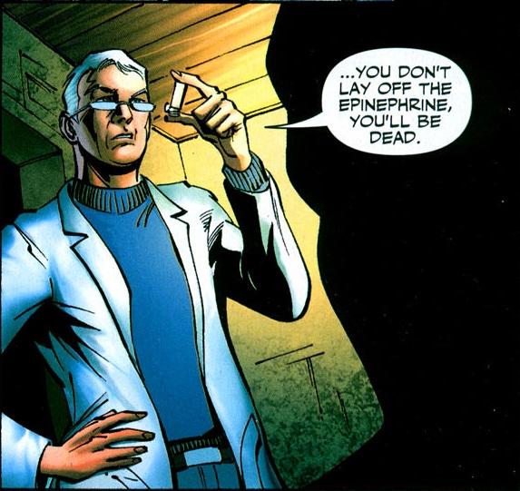 Doc Barden (New Earth)
