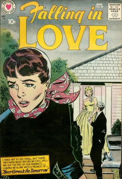 Falling in Love Vol 1 20