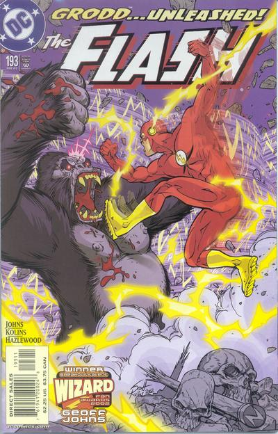 The Flash Vol 2 193