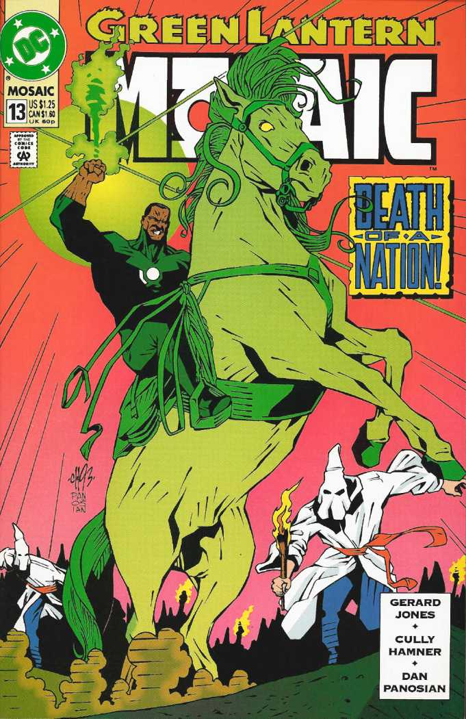 Green Lantern: Mosaic Vol 1 13