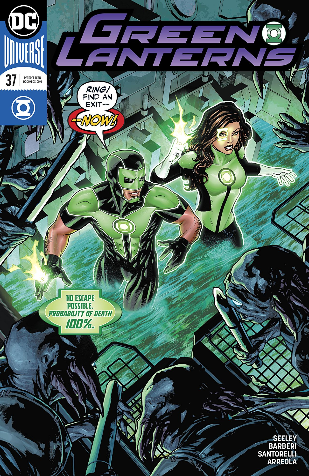 Green Lanterns Vol 1 37