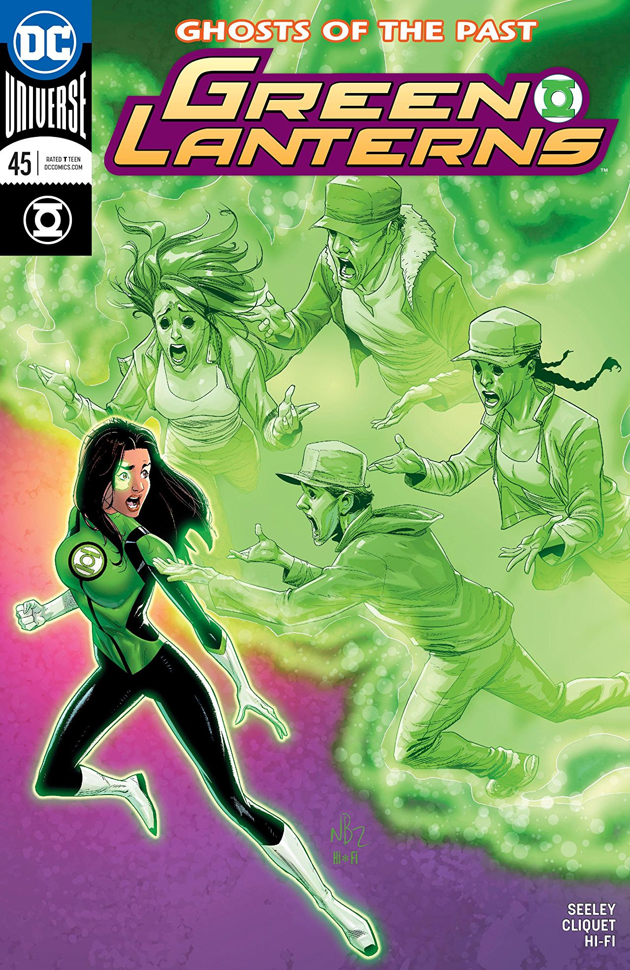Green Lanterns Vol 1 45