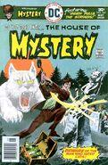 House of Mystery v.1 241