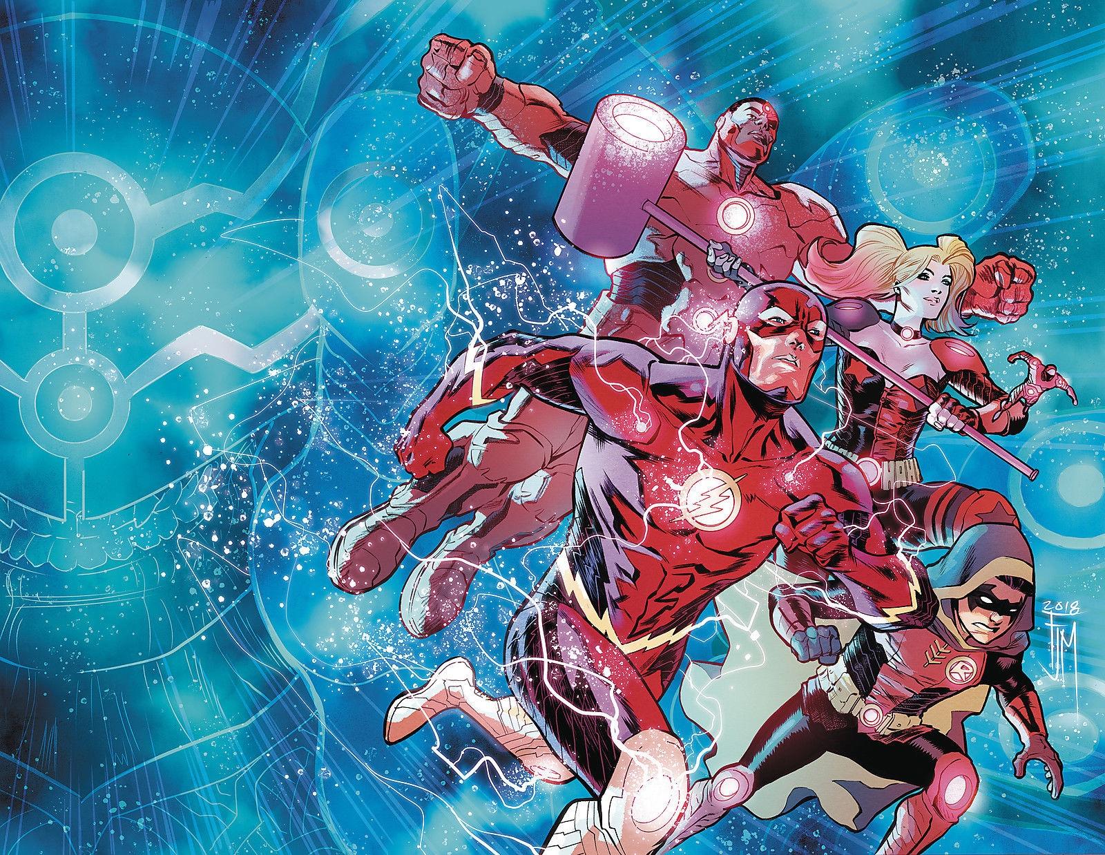 Justice League: Team Wisdom
